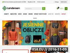 Miniaturka domeny www.landersen.pl