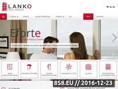 Miniaturka domeny www.lanko.pl