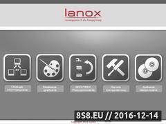 Miniaturka domeny www.lanox.pl