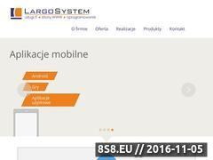 Miniaturka domeny www.largosystem.pl
