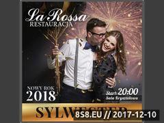 Miniaturka larossa.com.pl (Restauracja La Rossa)