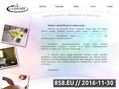 Miniaturka domeny lasante.pl