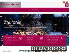 Miniaturka domeny laser-prec.pl