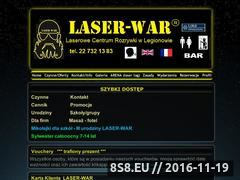 Miniaturka domeny laser-war.pl
