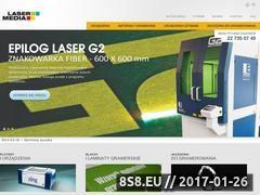 Miniaturka domeny lasermedia.pl