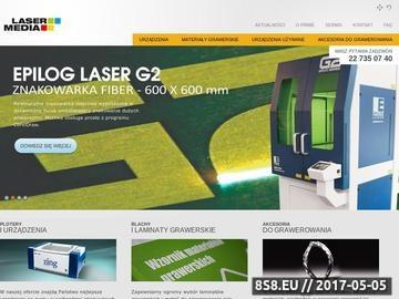 Zrzut strony Plotery laserowe, materiały i laminaty grawerskie | Promocje i nowości