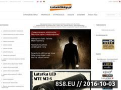 Miniaturka domeny latarkisklep.pl