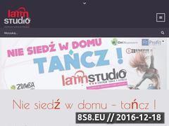 Miniaturka latinstudio.pl (Szkoła tańca Białystok)