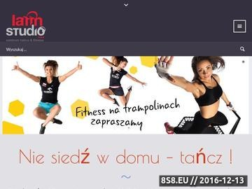 Zrzut strony Szkoła tańca Białystok