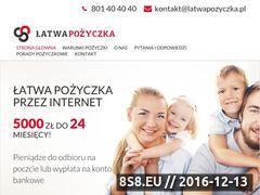 Miniaturka Pożyczki online (latwapozyczka.pl)