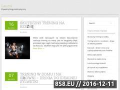 Miniaturka domeny www.laurel.edu.pl