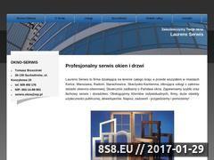 Miniaturka domeny www.laurensserwis.pl