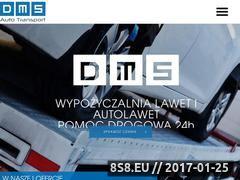 Miniaturka Wypożyczalnia autolawet, pomoc drogowa oraz holowanie (lawety-belchatow.pl)