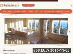 Miniaturka domeny www.lazienkowy.eu