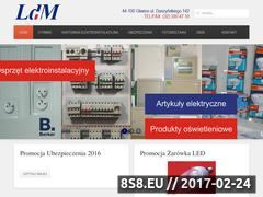 Miniaturka domeny ldm.gliwice.pl