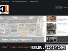 Miniaturka domeny www.leandre.com.pl