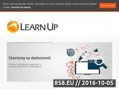 Miniaturka domeny www.learnup.pl