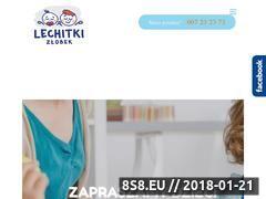 Miniaturka lechitki.pl (Żłobek Lechitki)