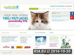 Miniaturka domeny www.lecznicavita.pl
