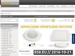 Miniaturka domeny www.ledtechnics.pl