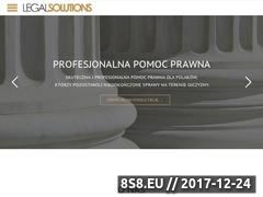 Miniaturka legal-solutions.pl (Prawnik polski w UK - Legal Solution)