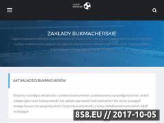 Miniaturka legalny-bukmacher.net (Informacje o legalnych bukmacherach w Polsce)