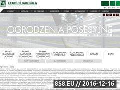 Miniaturka domeny legbud.pl