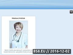 Miniaturka domeny lekarz-wozniak.pl