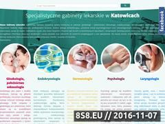 Miniaturka Porady ginekologa, dermatologa i psychologa (lekarzekatowice.pl)