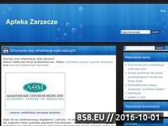 Miniaturka domeny www.lekizaptekinatury.pl