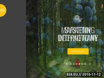 Zrzut strony Strona oferuje tanie strony internetowe