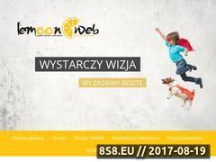 Miniaturka lemoon-web.pl (Profesjonalne strony internetowe Olsztyn)