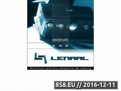 Miniaturka domeny www.lenaal.com.pl