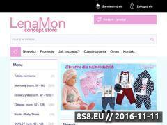 Miniaturka domeny lenamon-sklep.pl