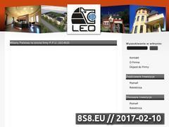 Miniaturka domeny leo-bud.pl