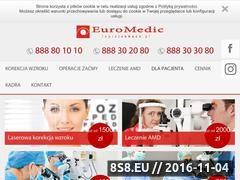 Miniaturka domeny www.lepiejzobacz.pl