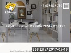 Miniaturka domeny lerdesign.pl