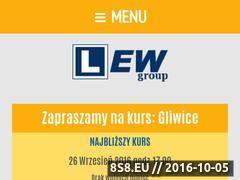 Miniaturka lewgroup.pl (Profesjonalne kursy prawa jazdy)