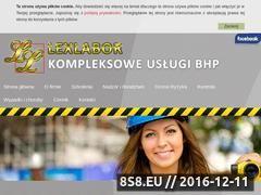 Miniaturka domeny lexlabor.pl