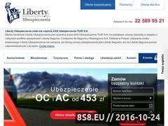 Miniaturka domeny www.libertydirect.pl