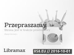 Miniaturka domeny www.libramax.pl