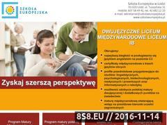 Miniaturka domeny liceum-lodz.com.pl
