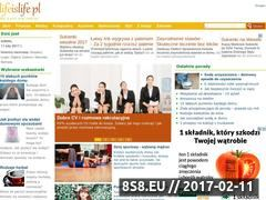Miniaturka domeny lifeislife.pl