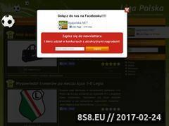 Miniaturka domeny ligapolska.net