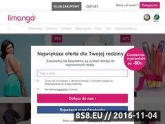 Miniaturka domeny www.limango.pl