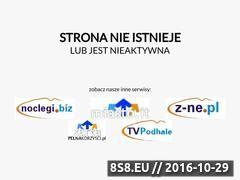 Miniaturka domeny www.limba.zakopane.biz