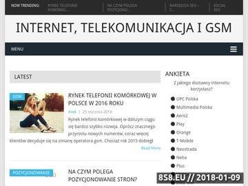 Zrzut strony Pozycjonowanie strony WWW