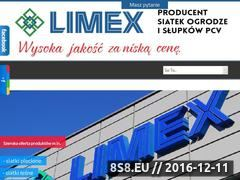 Miniaturka domeny www.limex.gdansk.pl
