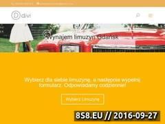 Miniaturka Serwis z limuzynami na wynajem (limuzynwynajem.pl)