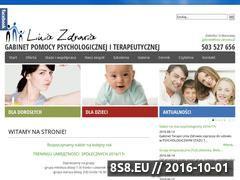Miniaturka domeny www.linia-zdrowia.pl